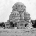 ალექსანდრე ნეველის დანგრეული ეკლესია