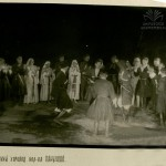 აფხაზეთის სახელმწიფო ეთნოგრაფიული გუნდი პლატონ ფანცულაიას ხელმძღვანელობით. პლატონი 1938 წელს ბოლშევიკებმა დახვრიტეს. მას ბრალად დაედო ტერორისტობა და ტროცკიზმი