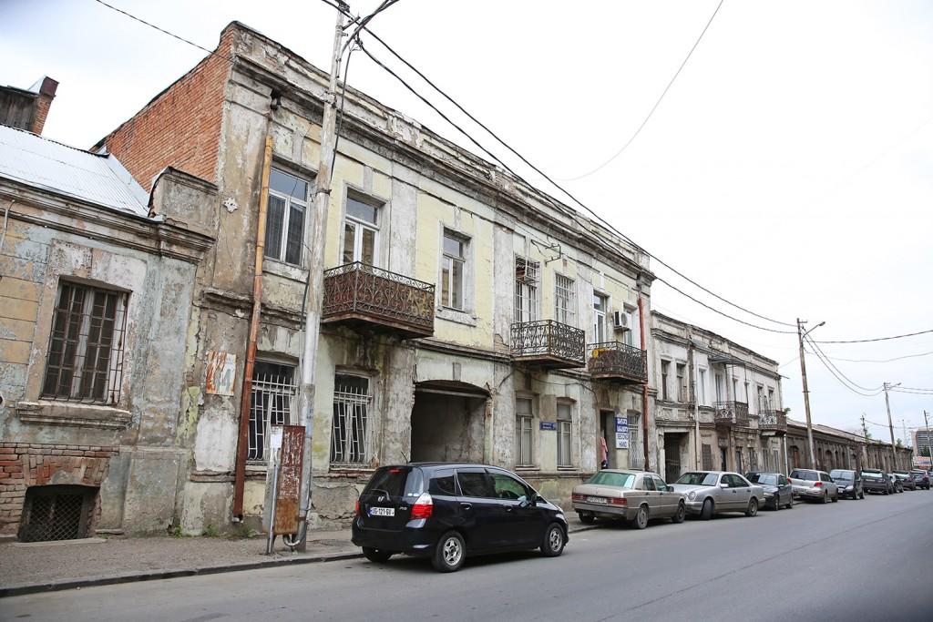 ფიროსმანის ქუჩა