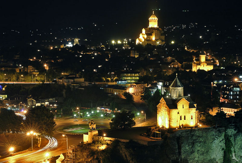 Old_Tbilisi_at_Night